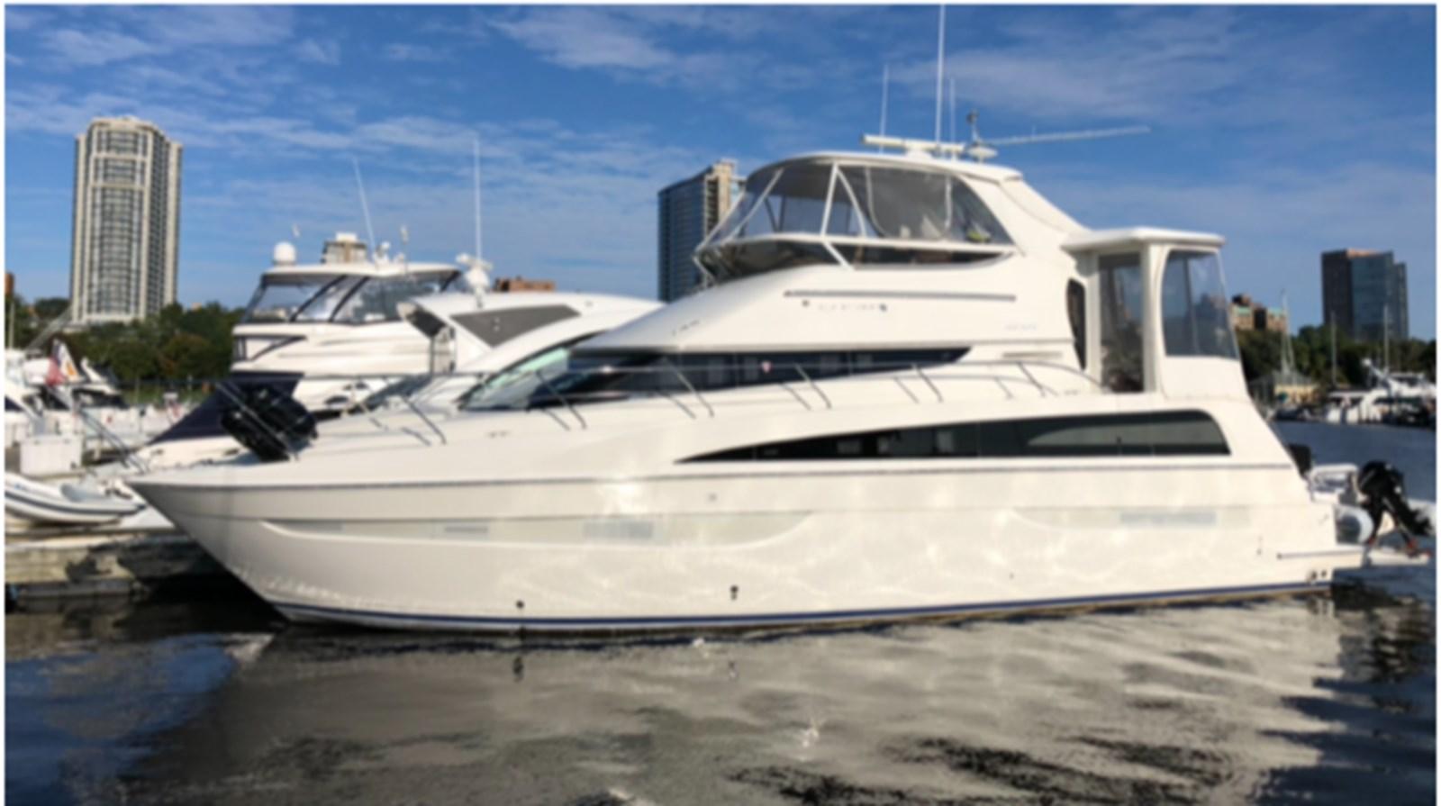 "1 2007 CARVER ""47"" CMPY Motor Yacht 2927315"