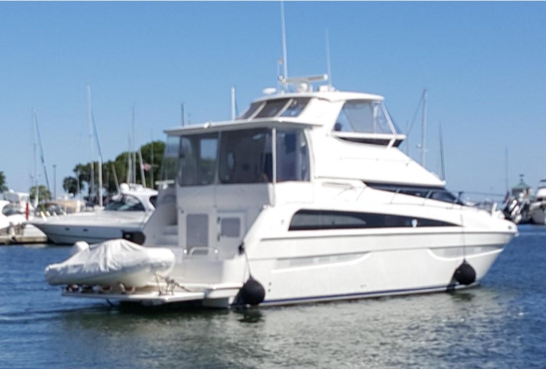"4 2007 CARVER ""47"" CMPY Motor Yacht 2927318"