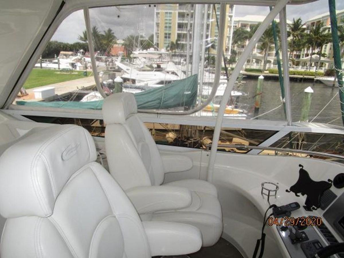 "19 2007 CARVER ""47"" CMPY Motor Yacht 2927333"