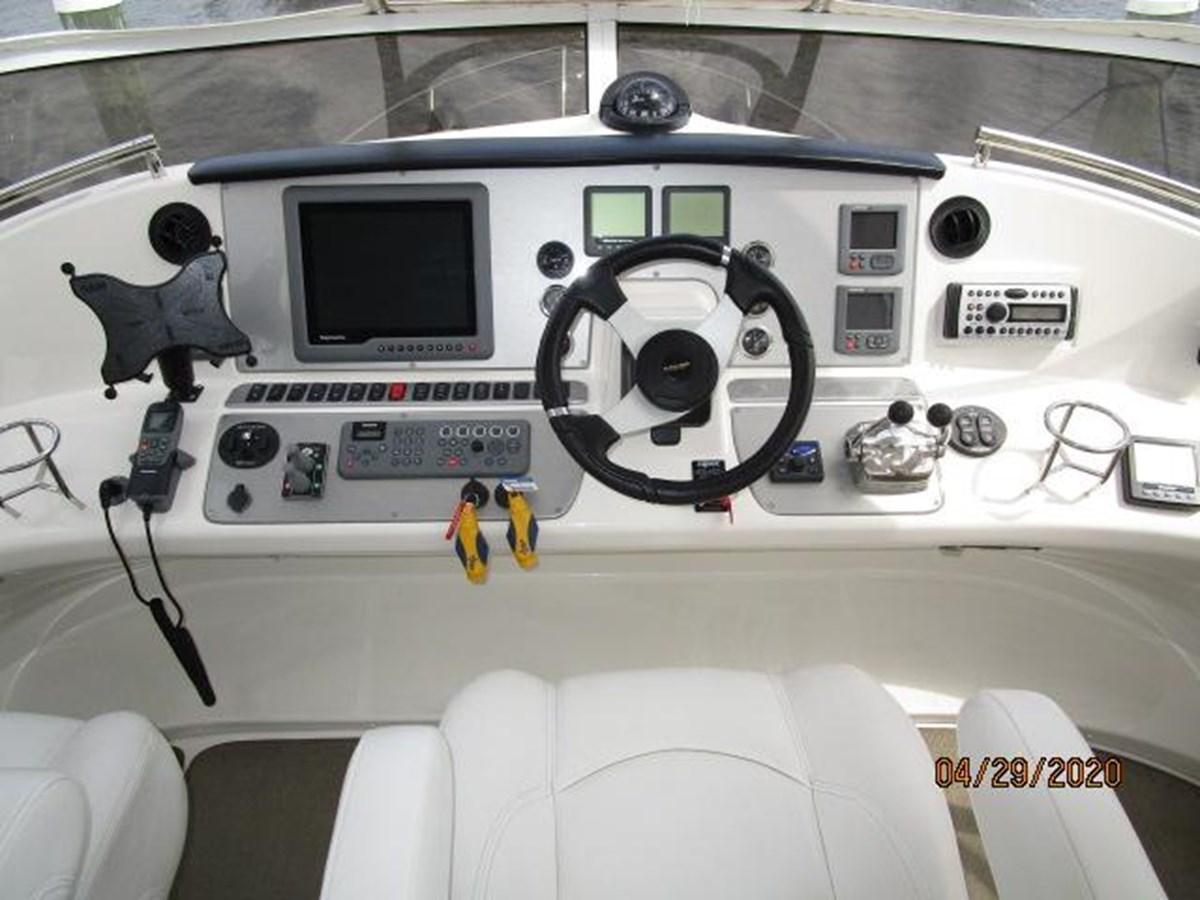 "21 2007 CARVER ""47"" CMPY Motor Yacht 2927335"