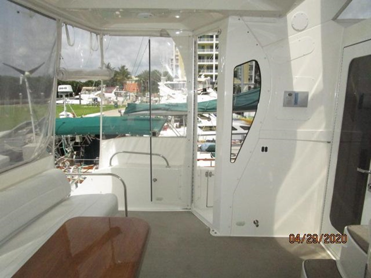 "24 2007 CARVER ""47"" CMPY Motor Yacht 2927338"