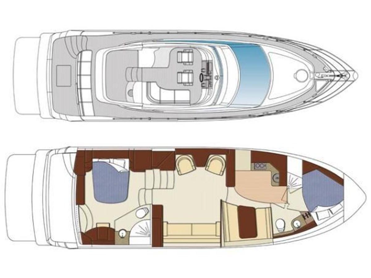 "74 2007 CARVER ""47"" CMPY Motor Yacht 2927388"