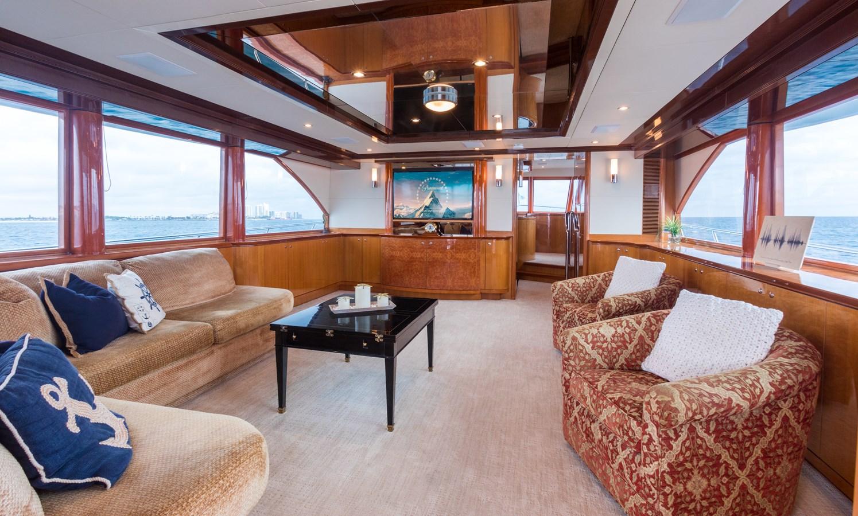 salon forward 2005 OCEAN ALEXANDER  Motor Yacht 2927561