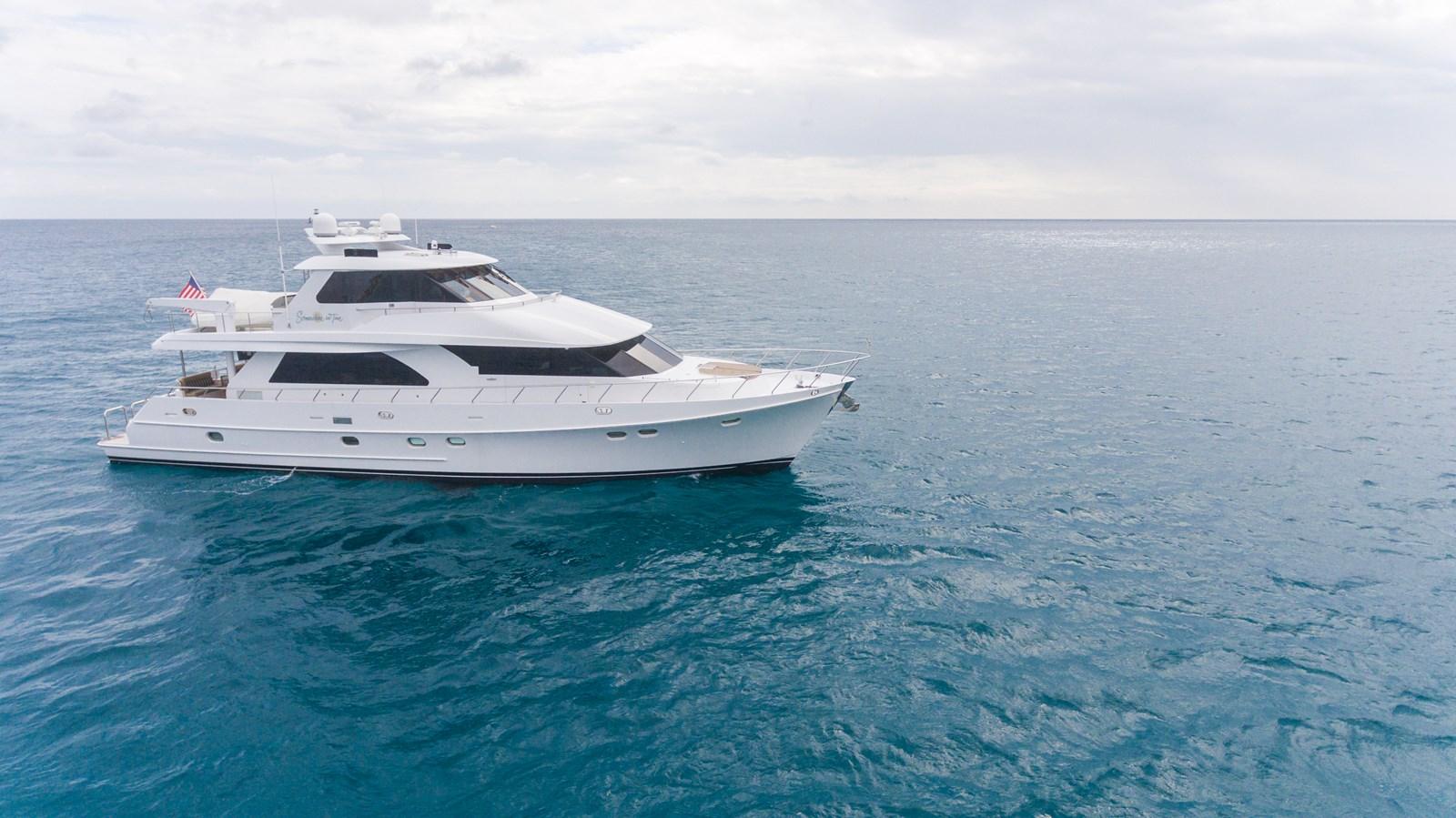 profile 2005 OCEAN ALEXANDER  Motor Yacht 2927564