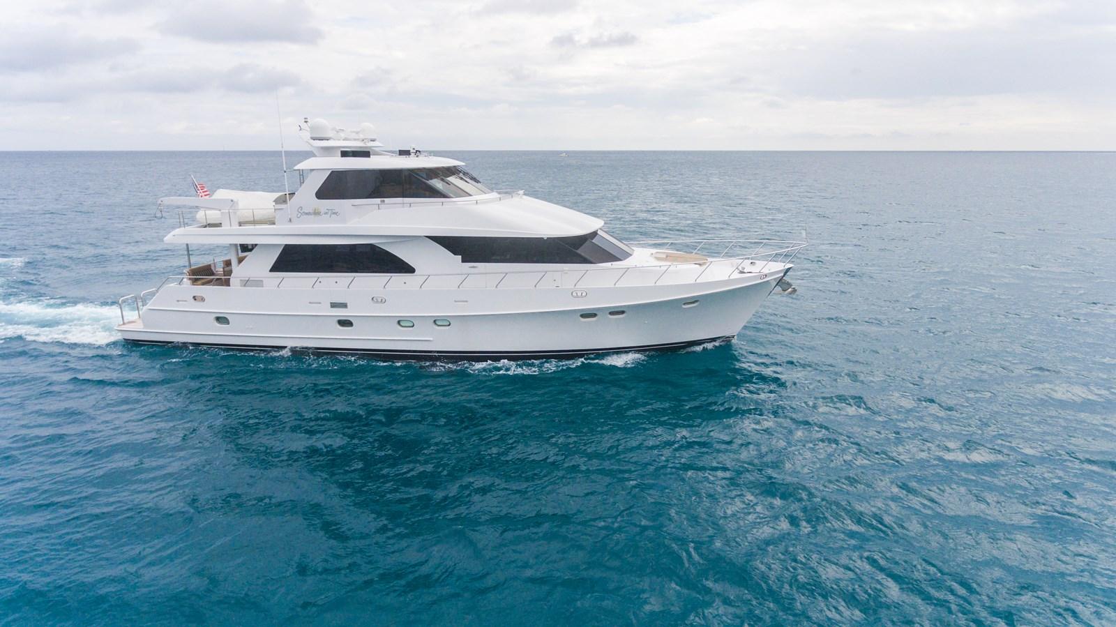SOMEWHERE_IN_TIME_HI_RES-0003-credit Quin BISSET 2005 OCEAN ALEXANDER  Motor Yacht 2927598