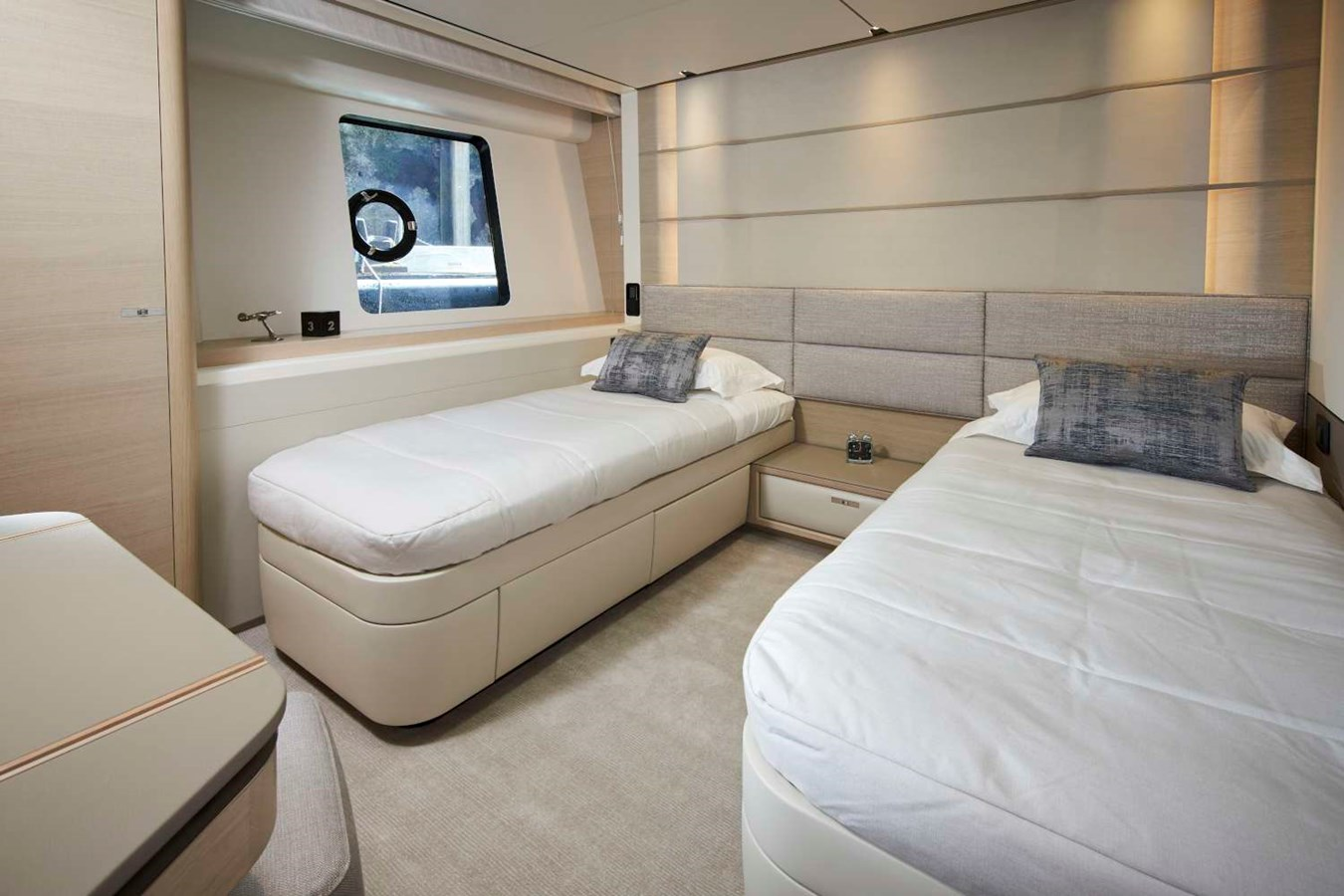 30M Forward Port Stateroom 1a 2019 PRINCESS YACHTS 30M Motor Yacht 2927488