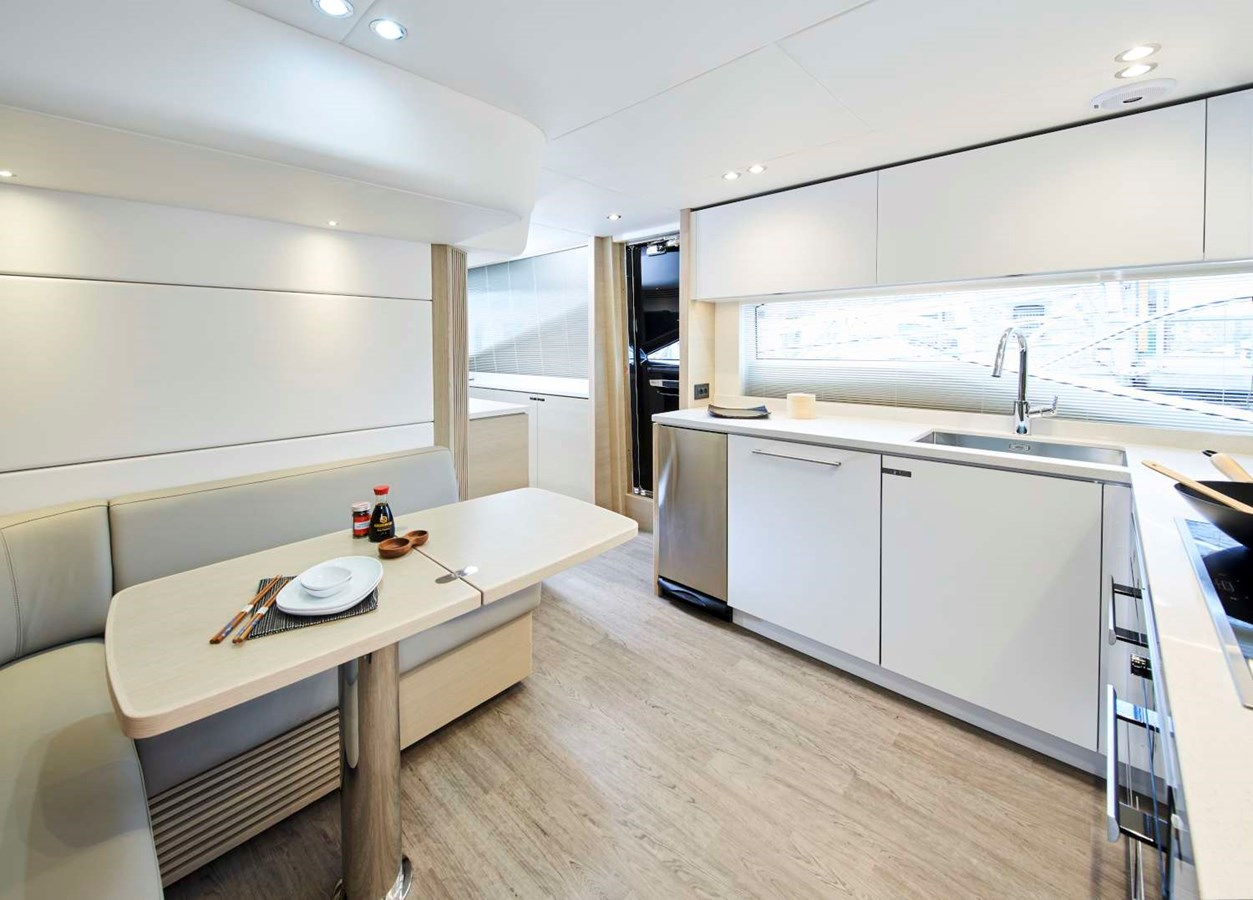 30M Galley 1 2019 PRINCESS YACHTS 30M Motor Yacht 2927491