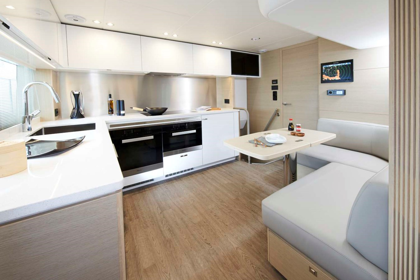 30M Galley 2 2019 PRINCESS YACHTS 30M Motor Yacht 2927492