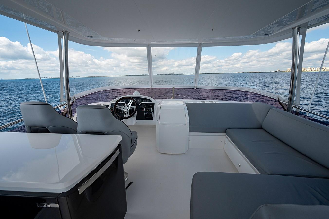 Bow To Stern_Flybridge6 2015 PRINCESS YACHTS 56 Motor Yacht 2932815