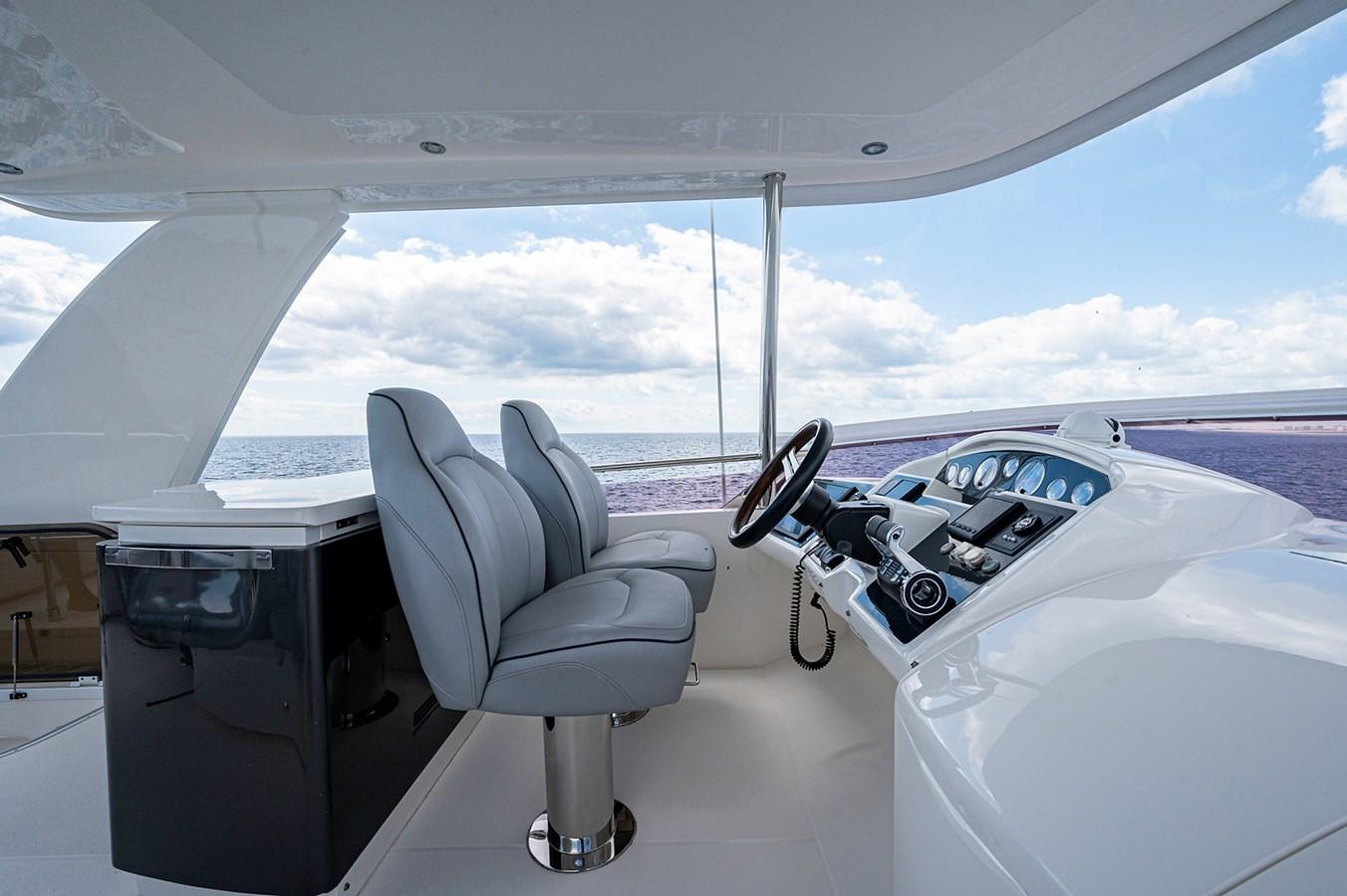 Bow To Stern_Flybridge13 2015 PRINCESS YACHTS 56 Motor Yacht 2932819