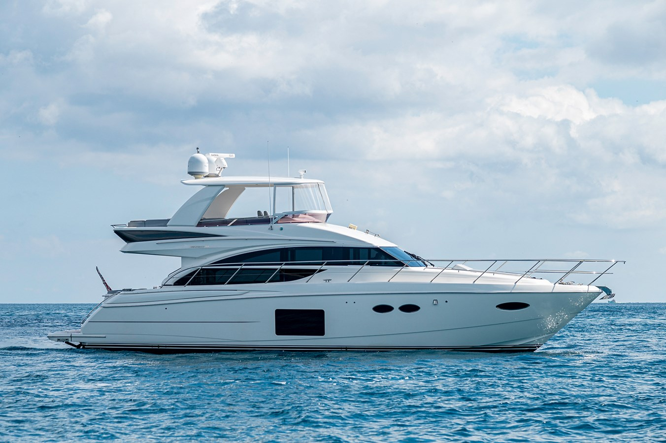 Bow To Stern_Profiles15 2015 PRINCESS YACHTS 56 Motor Yacht 2932840