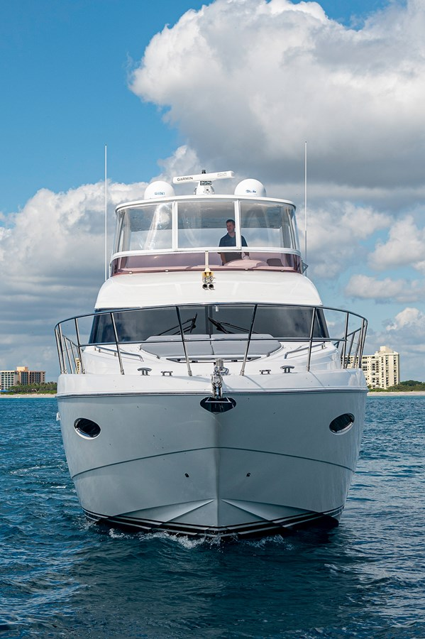 Bow To Stern_Profiles20 2015 PRINCESS YACHTS 56 Motor Yacht 2932841