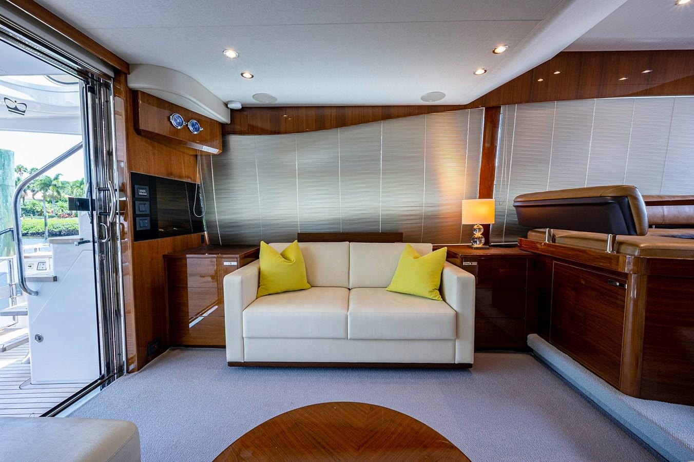 Bow To Stern_Salon7 2015 PRINCESS YACHTS 56 Motor Yacht 2932851