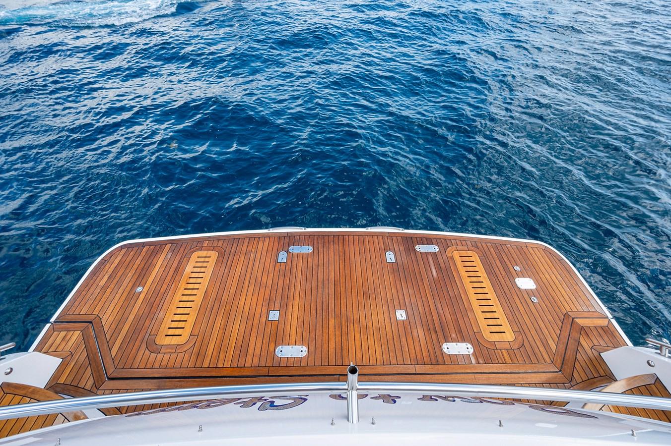 Bow To Stern_Swim Platform1 2015 PRINCESS YACHTS 56 Motor Yacht 2932852