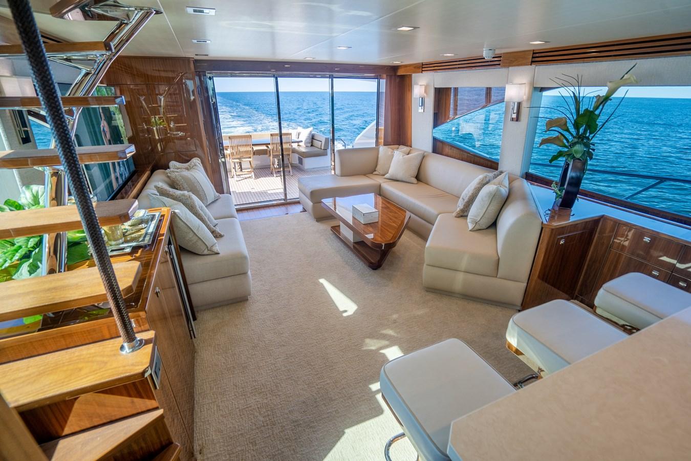 Salon 2018 VIKING  Motor Yacht 2937981