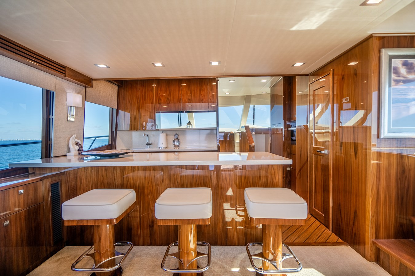 Galley 2018 VIKING  Motor Yacht 2937991