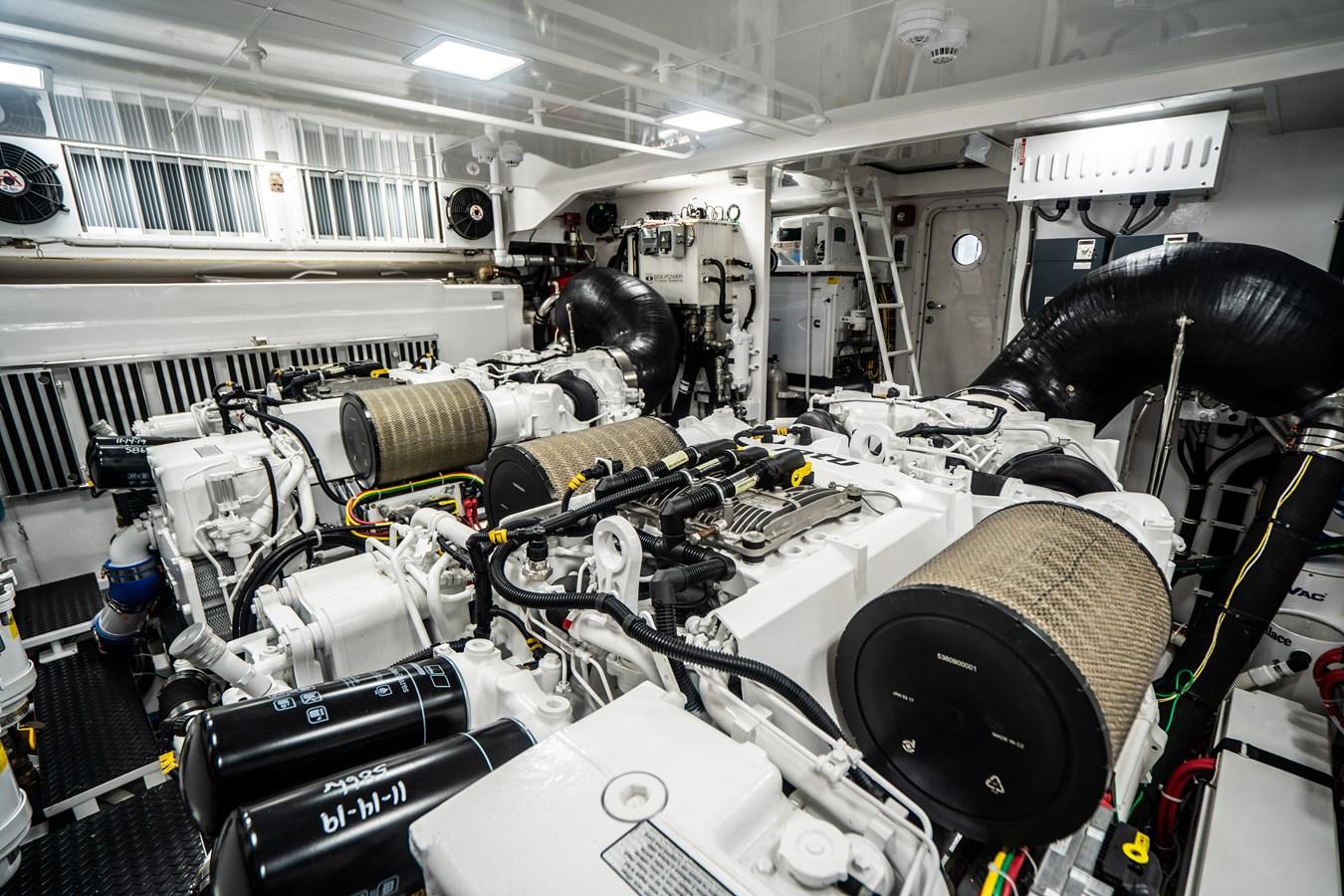 Engine Room 2018 VIKING  Motor Yacht 2938086