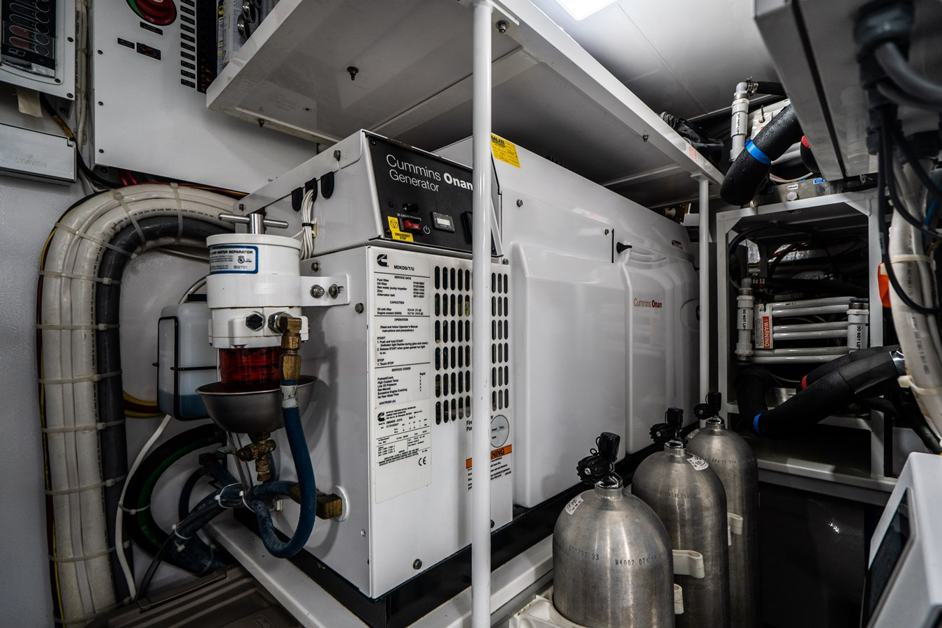 Generator 2018 VIKING  Motor Yacht 2938089