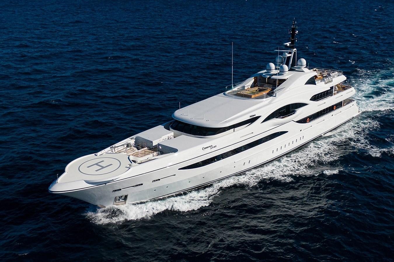 QOS1 2012 TURQUOISE YACHTS  Mega Yacht 2939322