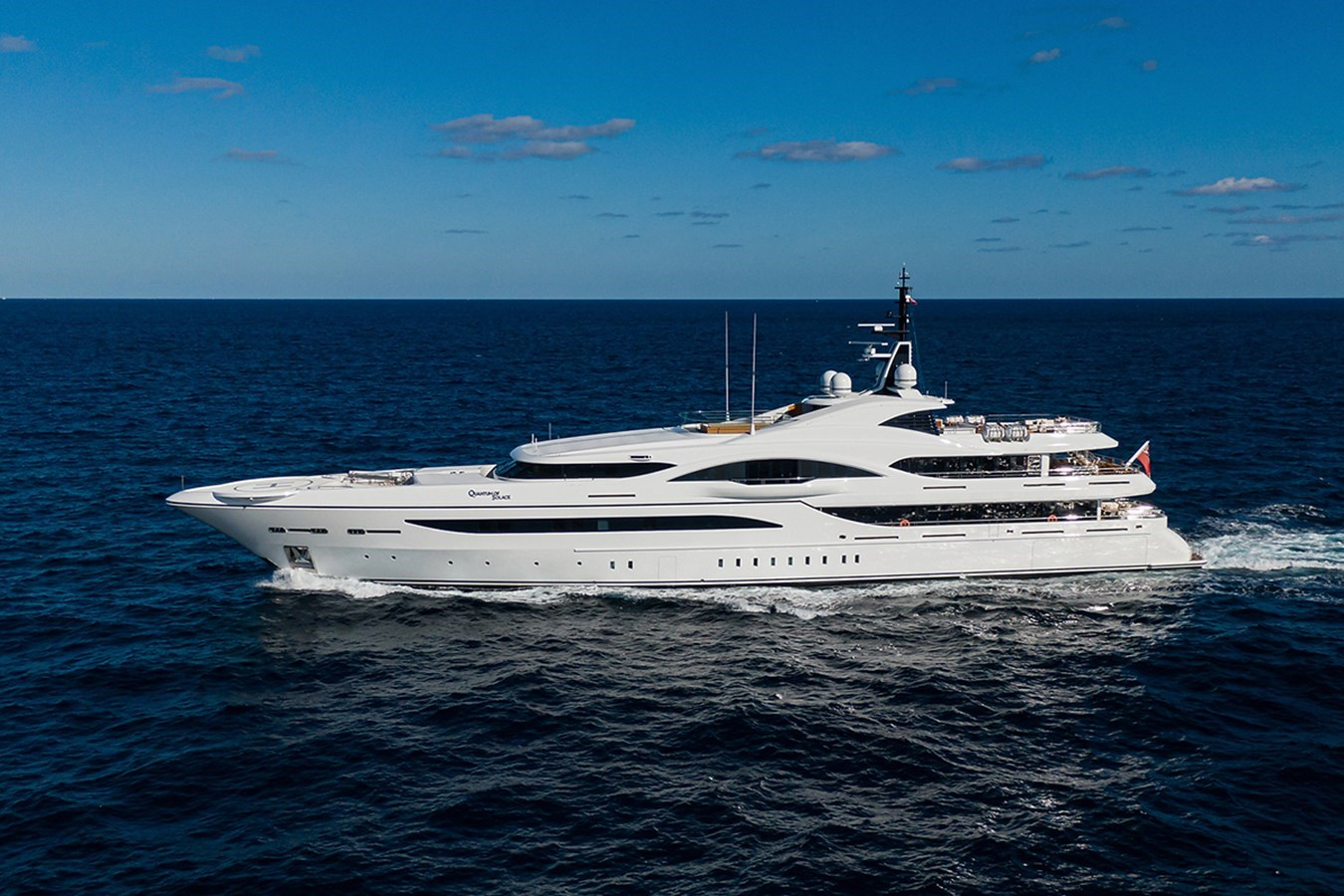 Quantum of Solace_aerials_1 2012 TURQUOISE YACHTS  Mega Yacht 2939323