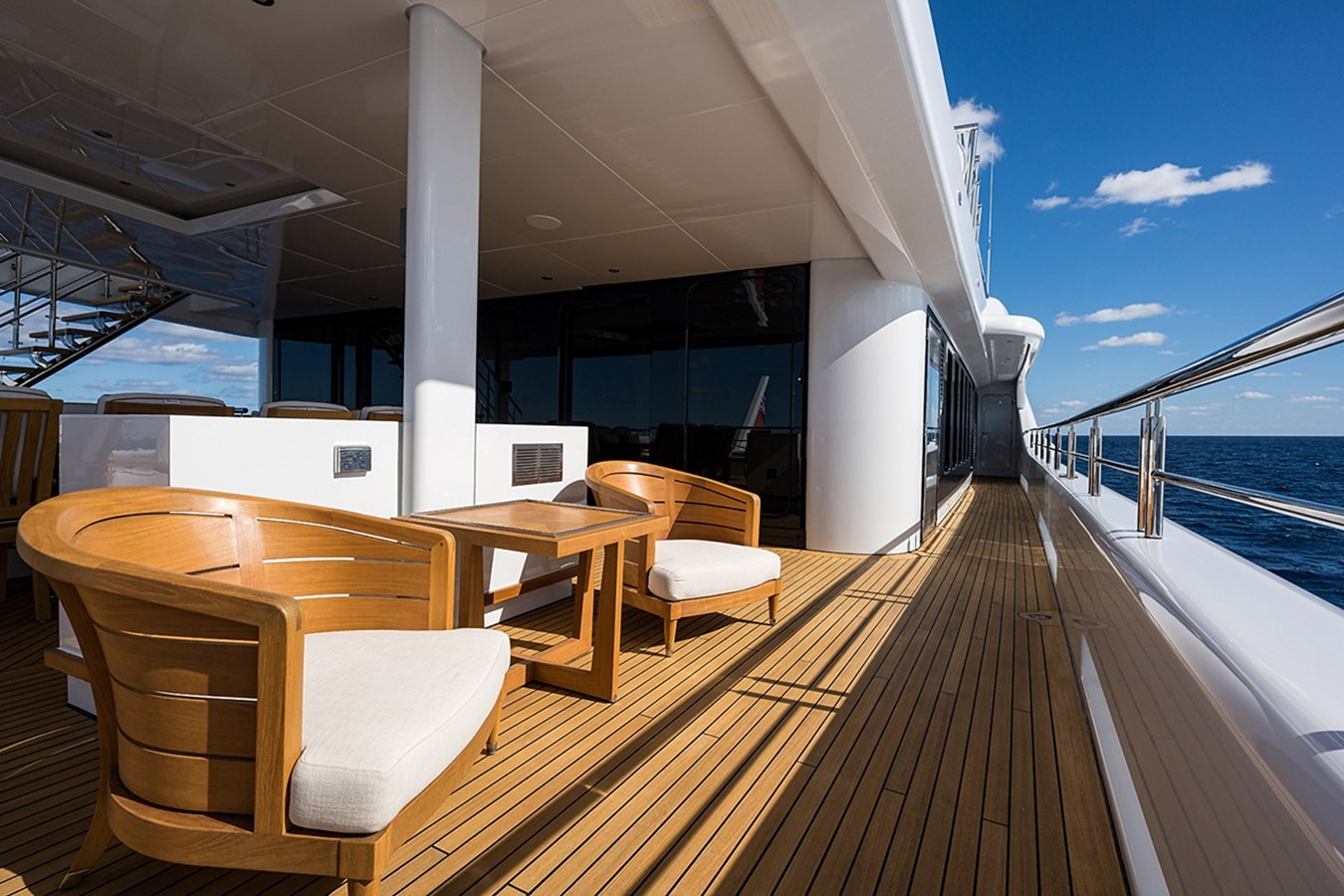 Quantum of Solace_skylounge_aft_deck_7 2012 TURQUOISE YACHTS  Mega Yacht 2939341