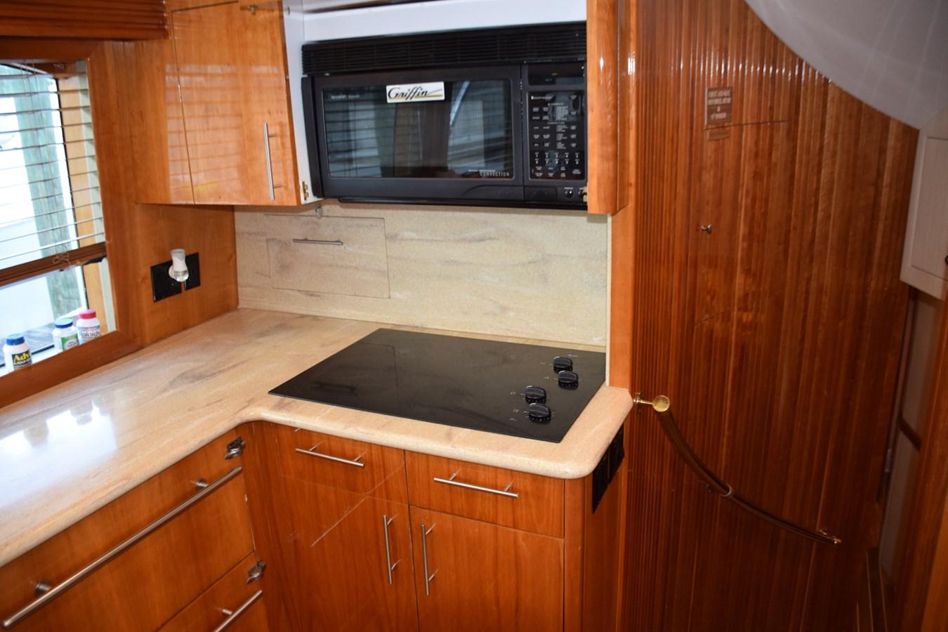 2003 HATTERAS Flybridge Sport Fisherman 2940654