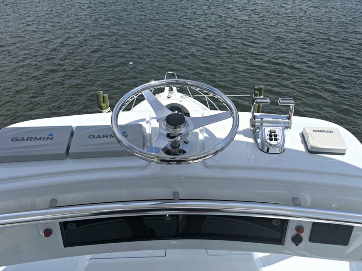 2003 HATTERAS Flybridge Sport Fisherman 2940744