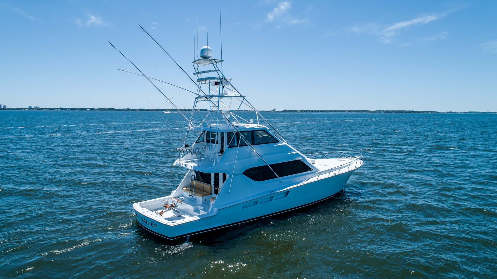 2003 HATTERAS Flybridge Sport Fisherman 2940767