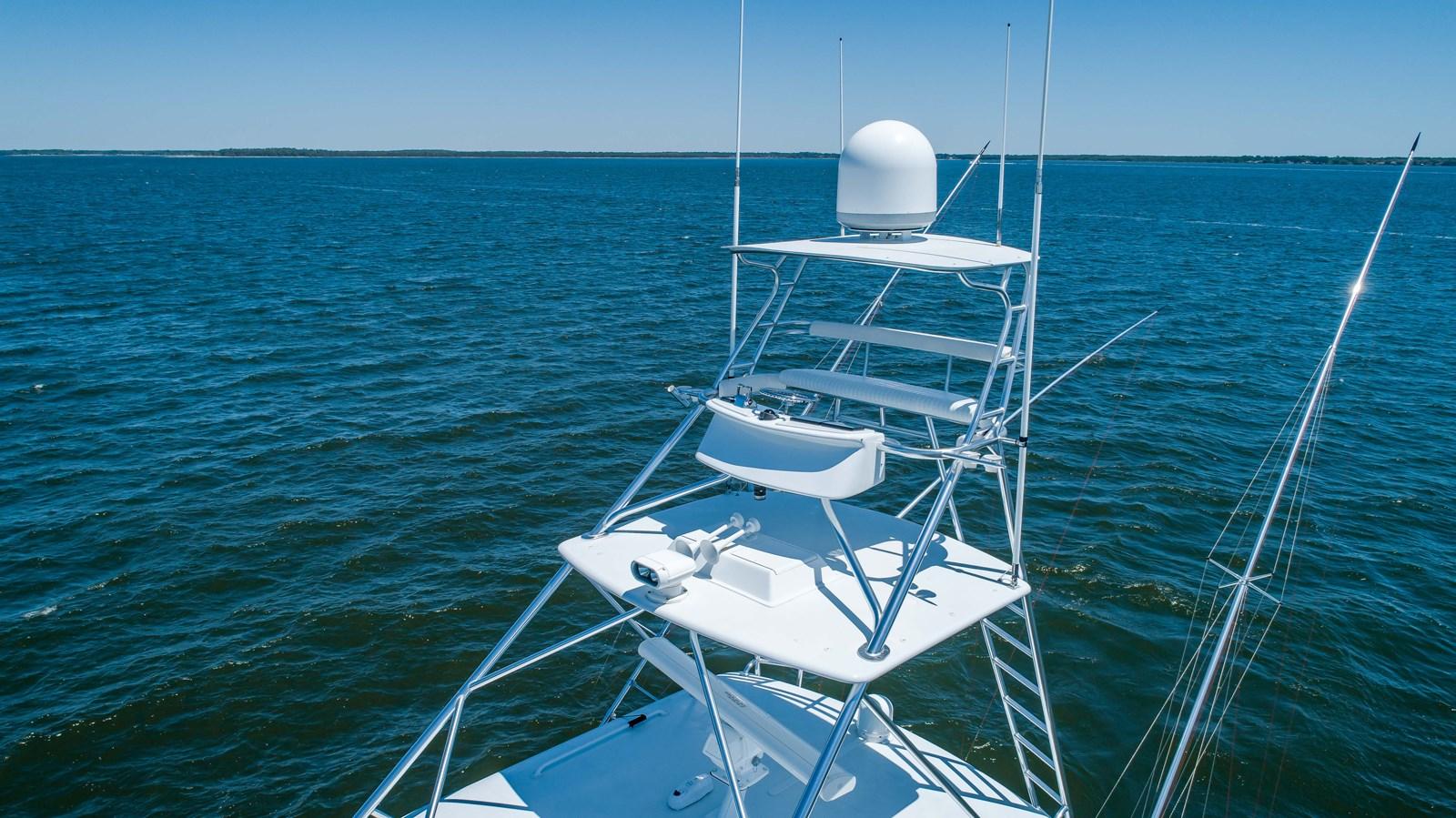 2003 HATTERAS Flybridge Sport Fisherman 2940773