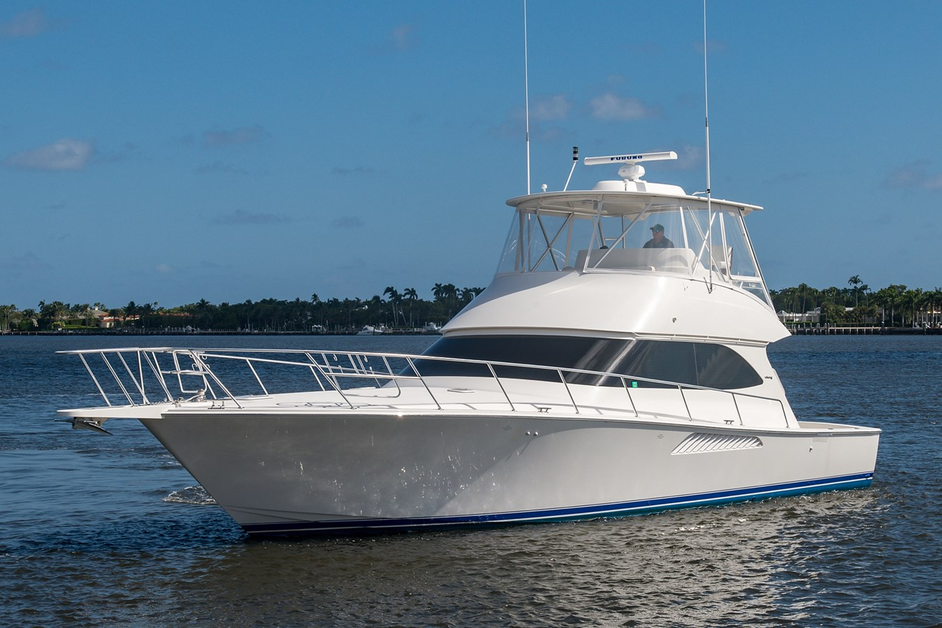 Orion_Bow Profile5 2009 VIKING 50 Convertible Sport Fisherman 2941691