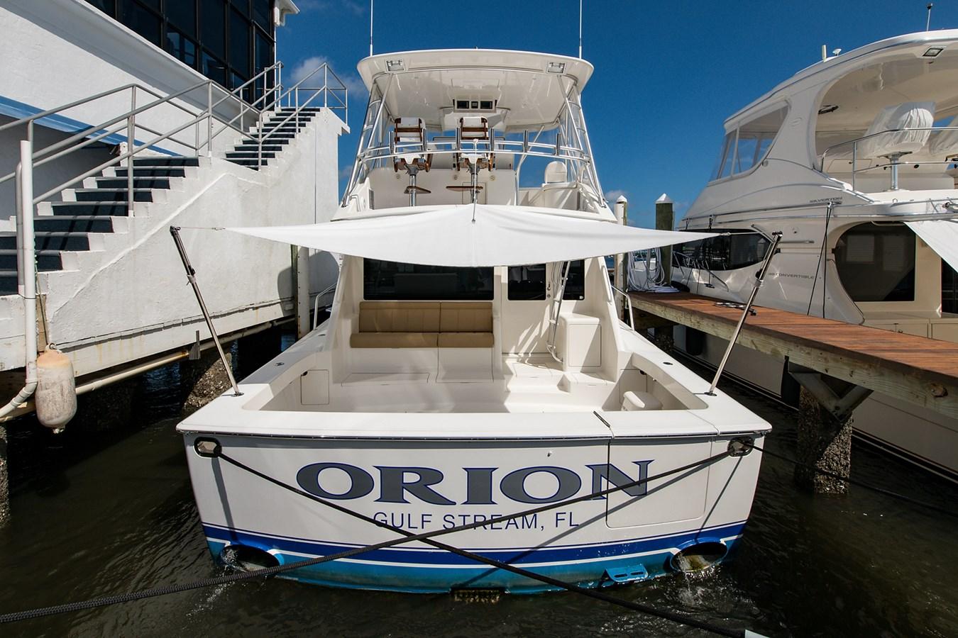 Orion_Cockpit12 2009 VIKING 50 Convertible Sport Fisherman 2941700