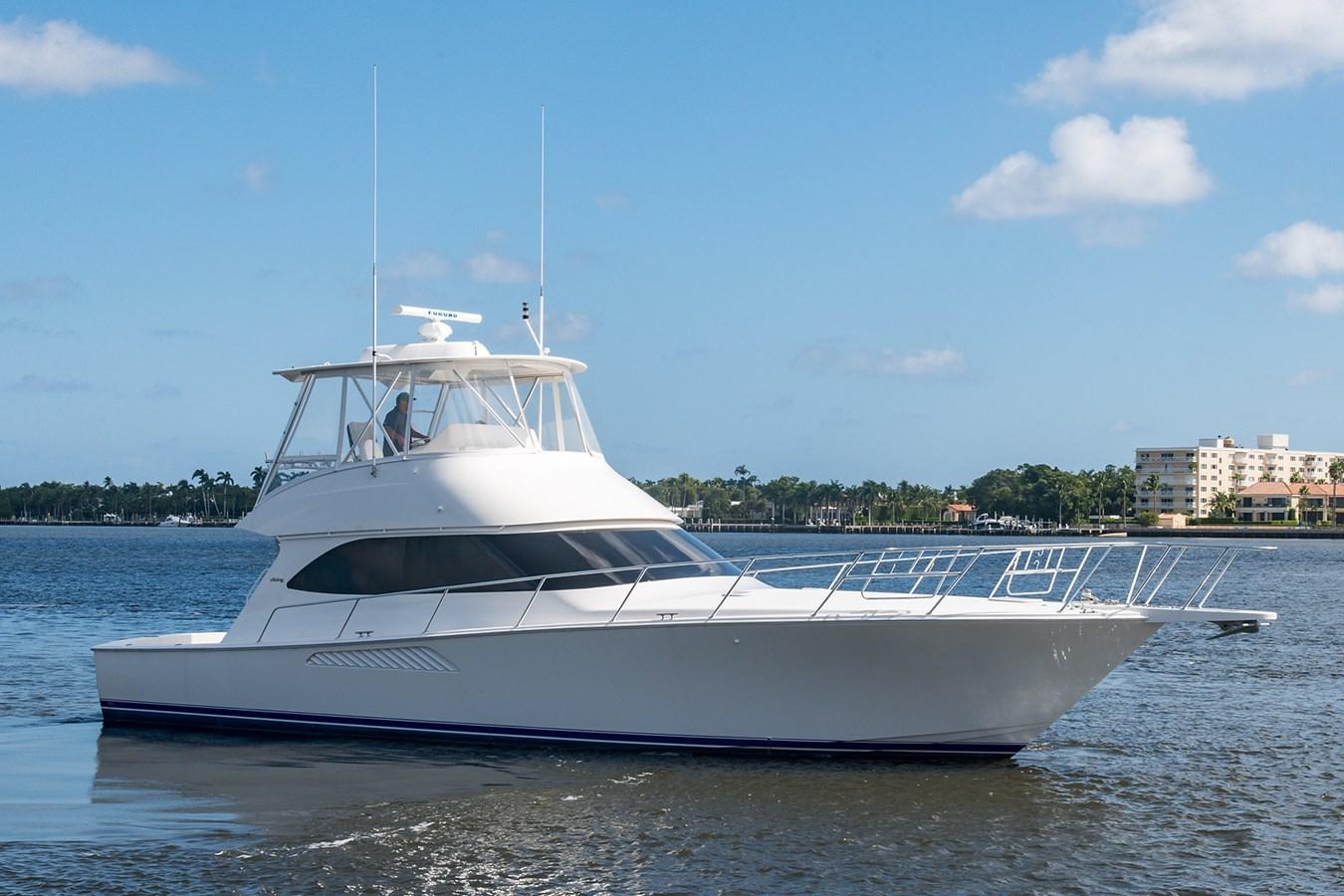 Orion_Bow Profile1 2009 VIKING 50 Convertible Sport Fisherman 2941786