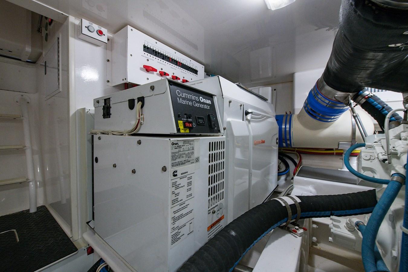 Orion_Engine Room11 2009 VIKING 50 Convertible Sport Fisherman 2941809