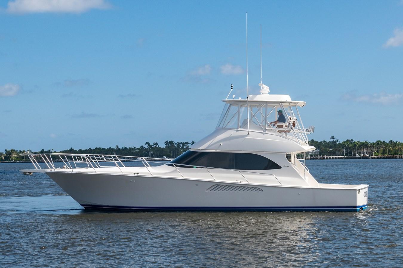 Orion_Port Profile2 2009 VIKING 50 Convertible Sport Fisherman 2941833