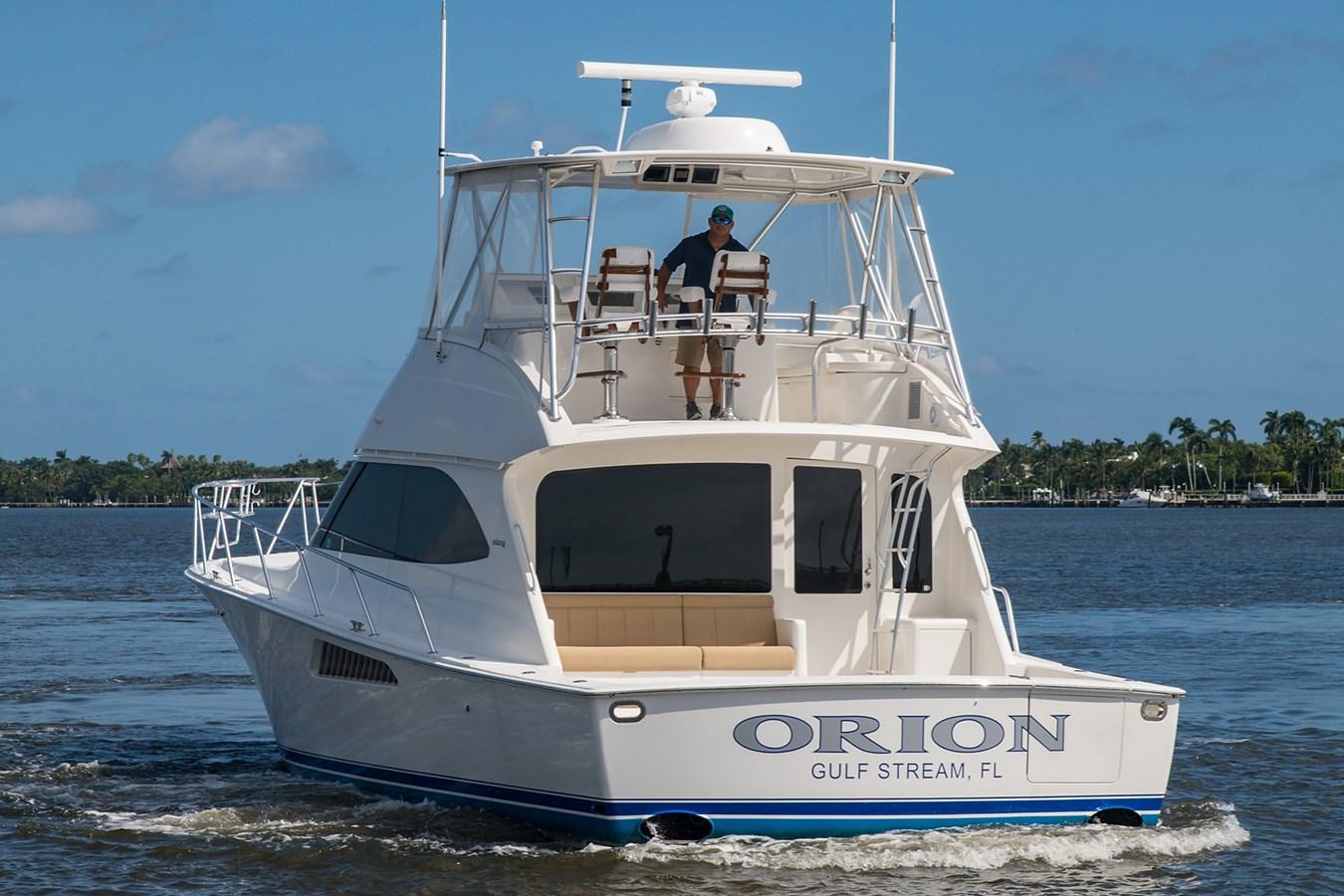 Orion_Stern Profile3 2009 VIKING 50 Convertible Sport Fisherman 2941838