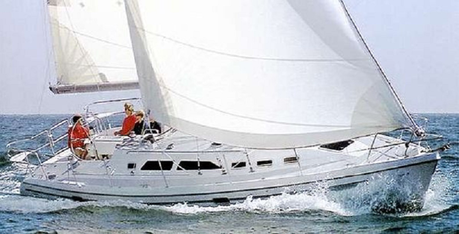 1 1998 CATALINA 380 Cruising Sailboat 2947708