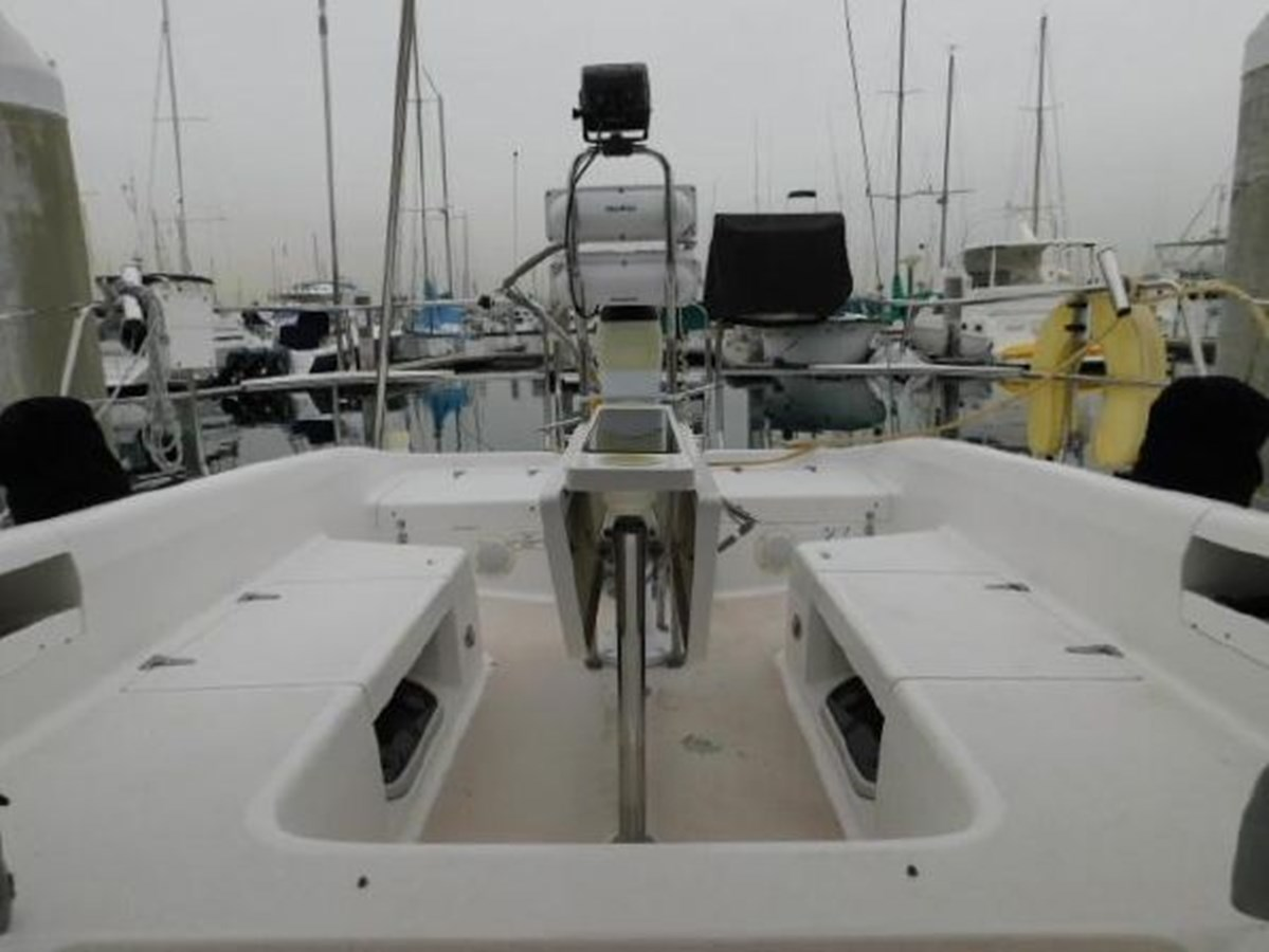 14 1998 CATALINA 380 Cruising Sailboat 2947721