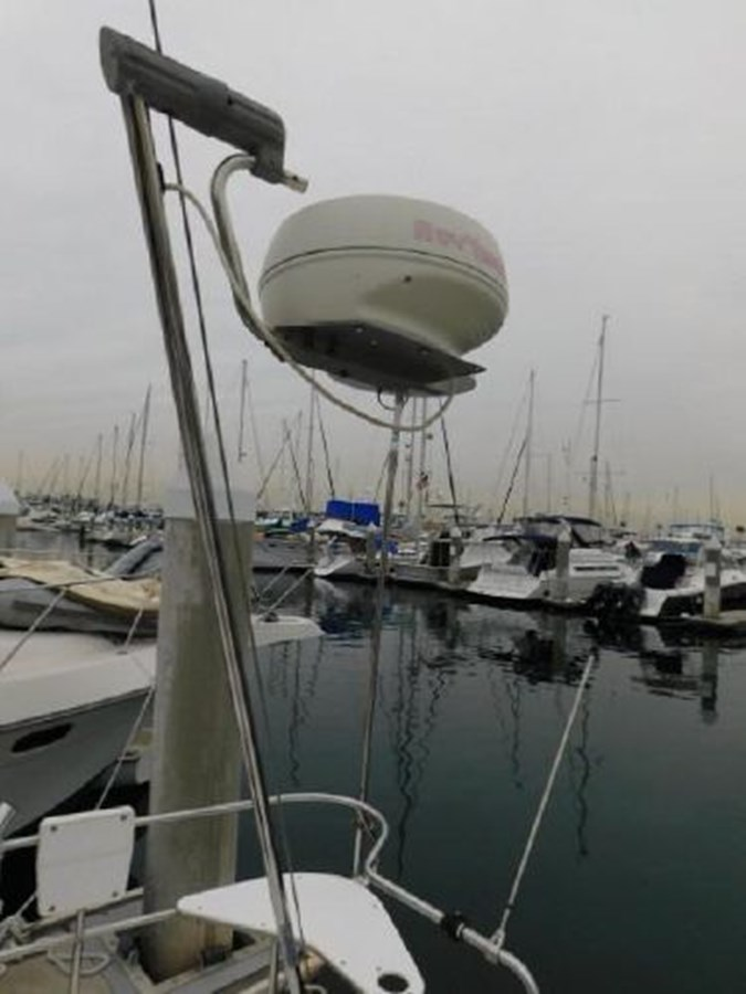 20 1998 CATALINA 380 Cruising Sailboat 2947727