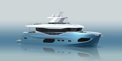 Numarine 22XP Hull #4 264882
