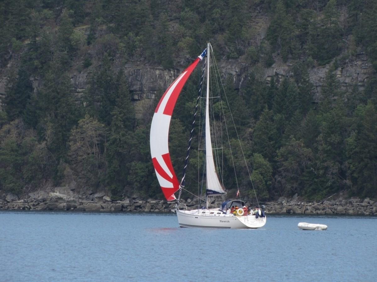 Maverick_Hero 2008 DUFOUR 385 Cruising Sailboat 2962952