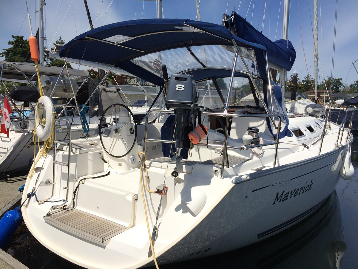 IMG_2584 2008 DUFOUR 385 Cruising Sailboat 2962994