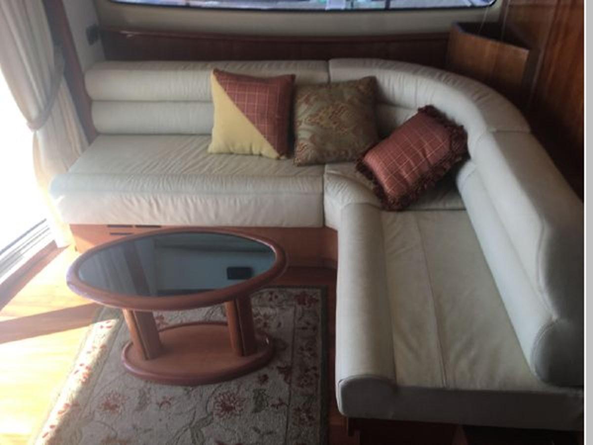 Salon lounge 2006 AICON YACHTS 56 Motor Yacht 2950867