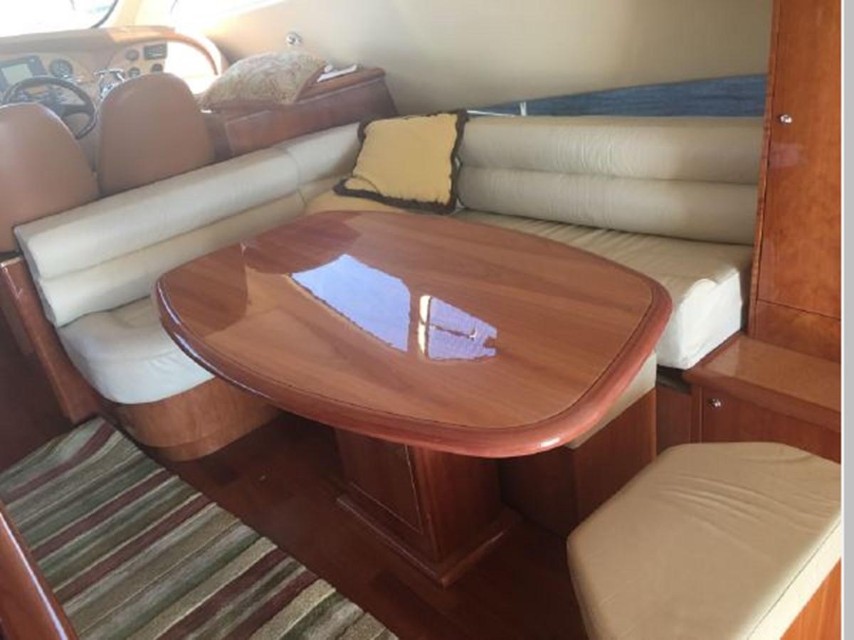 Custom dining table 2006 AICON YACHTS 56 Motor Yacht 2950868