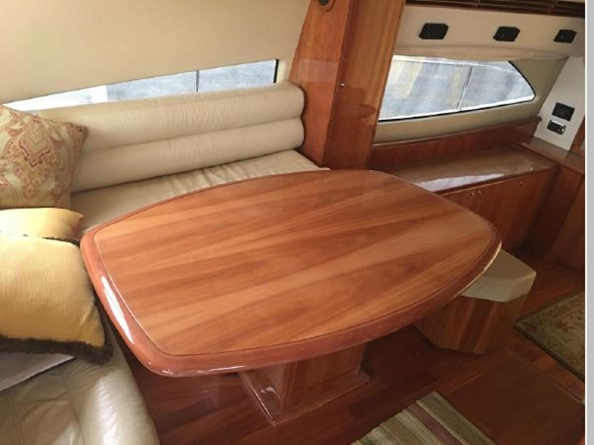 Custom dining table 2006 AICON YACHTS 56 Motor Yacht 2950886