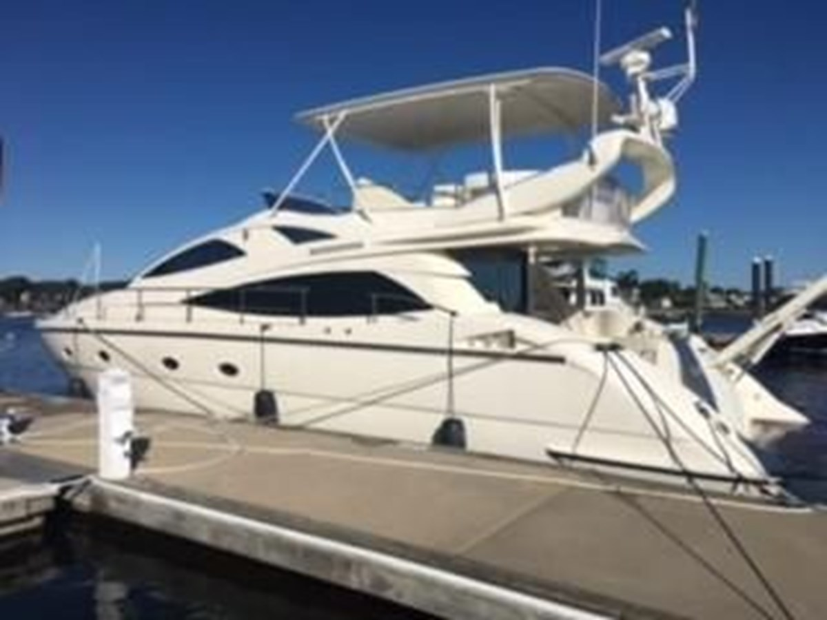 Berthed in tax free RI 2006 AICON YACHTS 56 Motor Yacht 2950895