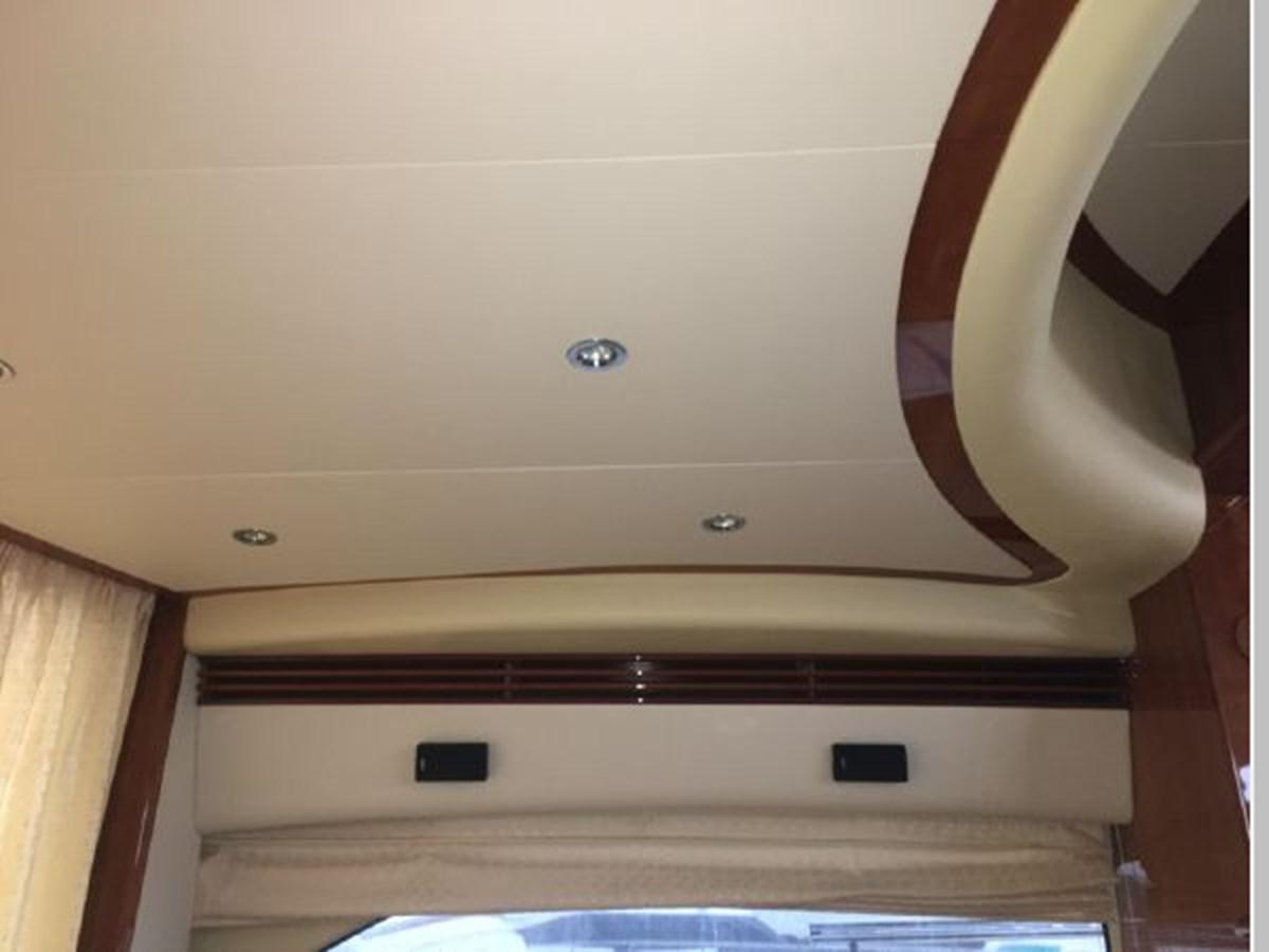 Salon overhead 2006 AICON YACHTS 56 Motor Yacht 2950907