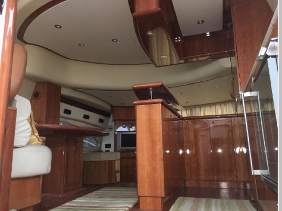 Looking up from staterooms 2006 AICON YACHTS 56 Motor Yacht 2950909