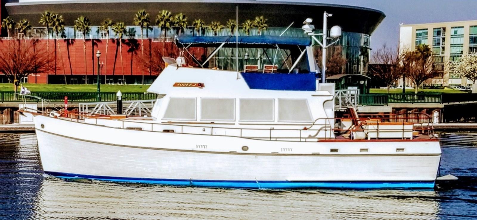 Noreej Cover Photo 1974 GRAND BANKS  Trawler 2952156