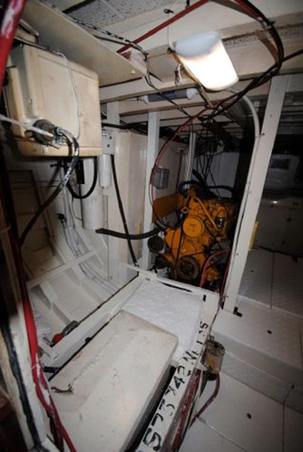 Enginroom Starboard 1974 GRAND BANKS  Trawler 2952165