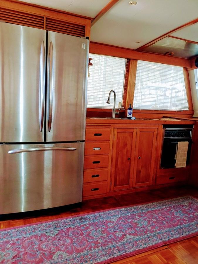 Galley 1974 GRAND BANKS  Trawler 2952179